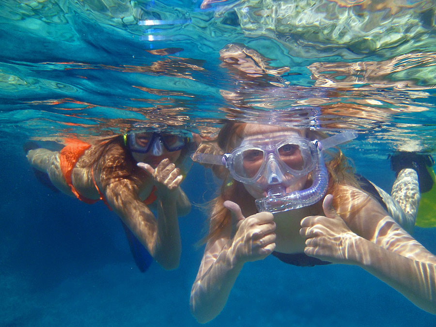 Boat Trip and Snorkeling Tour