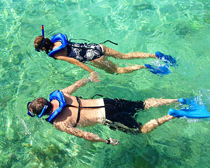 Basics and information for Snorkeling
