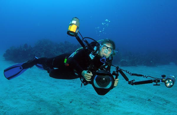 Get ready for underwater photography